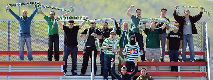 Calgary Foothills FC, Calgary, Soccer, Calgary Foothills, Puget Sound Gunners