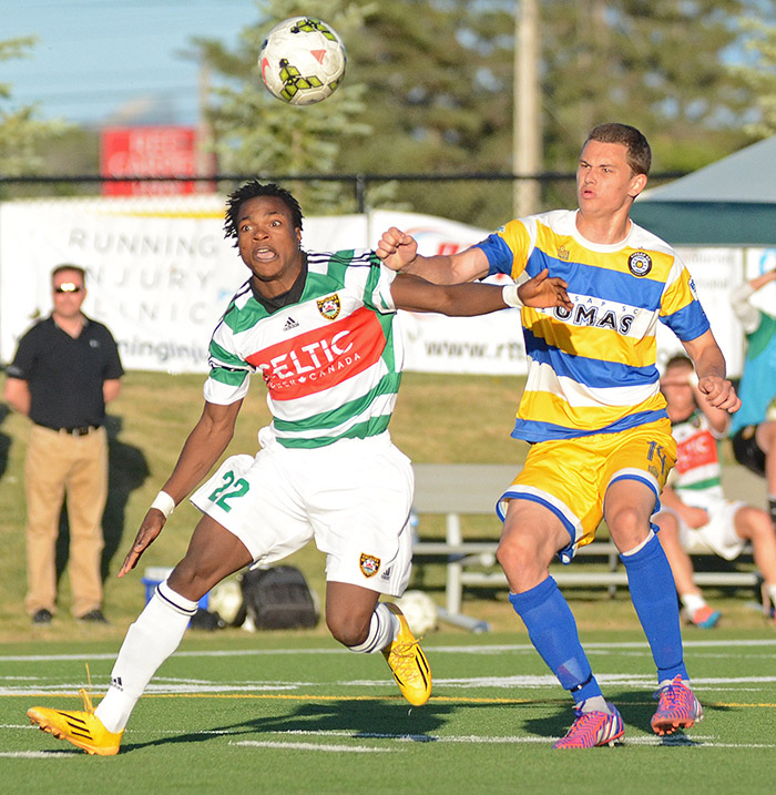 Calgary, Calgary Foothills FC, Canada, Foothills, Images, PDL, Photos, Pictures, Premier Development League, Stuart Gradon, Total Soccer Project, Kitsap Pumas