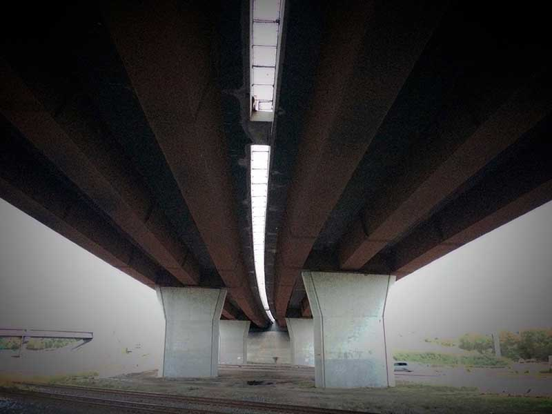 iPhone, Photo, Calgary, Stuart Gradon, Bridge