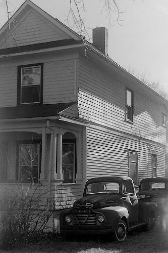 Leica III, Calgary, Stuart Gradon