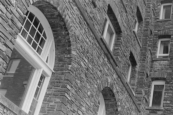 Leica III, Banff, Stuart Gradon